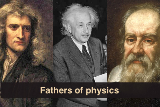 Fathers of physics