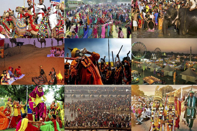 List of State Wise Indian Festivals