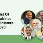Cabinet Ministers 2020