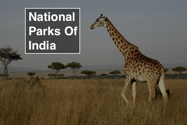 National Parks Of India