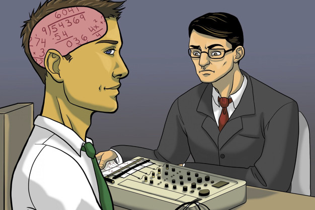 What is a polygraph test or lie detector test??