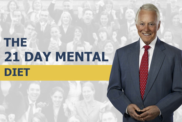 Life Coach Brian Tracy 21-day Mental Diet